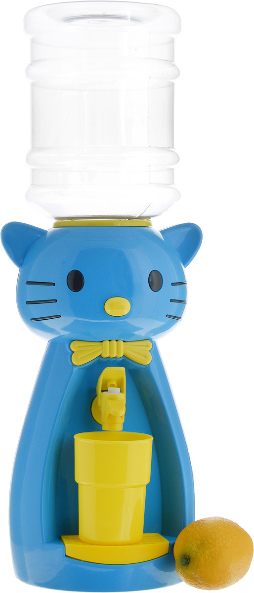 Vatten Kids Kitty, Blue Yellowкулер (со стаканчиком) Vatten
