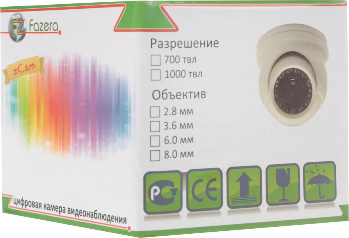 Fazera zIPCam-DIR12-720камера видеонаблюдения Fazera