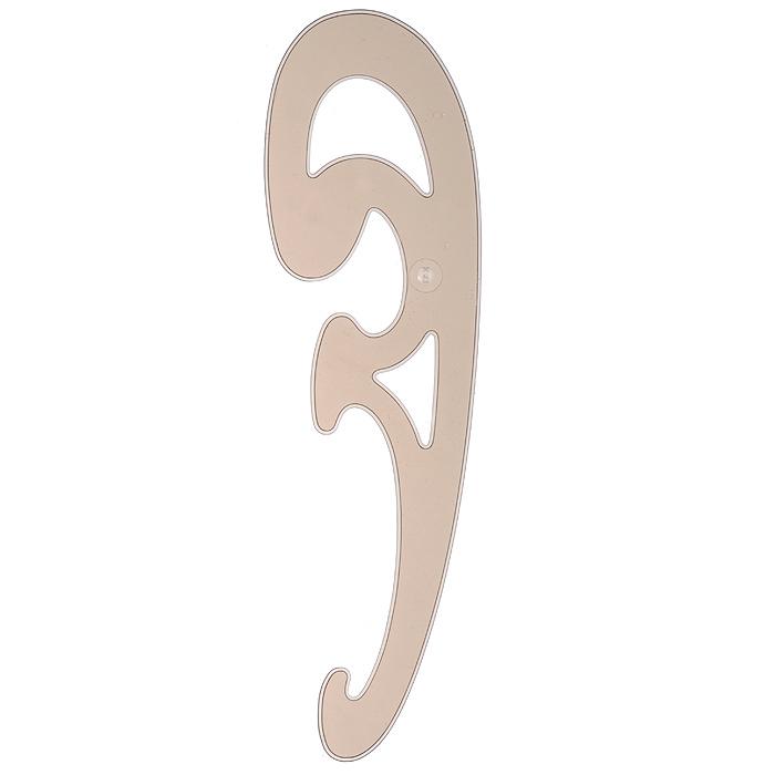 Лекало - это чертежный инструмент, который применяется для построения кривых (элипсов, парабол, гипербол, спиралей). Набор лекал Koh-i-Noor включает в себя три лекала К13, К23 и К33. Они выполнены из прозрачного пластика коричневого цвета.    Характеристики: Размер большего лекала: 31,5 см х 9 см. Размер меньшего лекала: 13,5 см х 6,5 см.