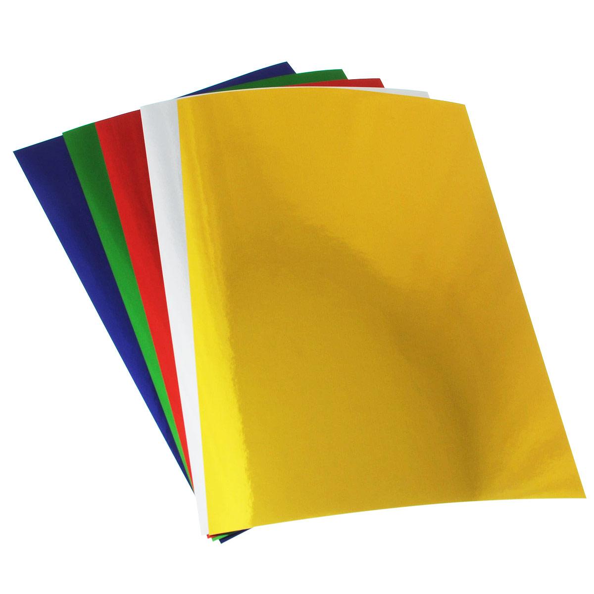 Цветной металлизированный картон Hatber Пейзаж позволит вашему ребенку создавать всевозможные аппликации и поделки. Набор состоит из пяти листов картона зеленого, красного, синего, серебристого и золотистого цветов. Картон упакован в картонную папку, оформленную рисунком с изображением природы. Создание поделок из цветного картона поможет ребенку в развитии творческих способностей, кроме того, это увлекательный досуг. Рекомендуемый возраст - от 6 лет.