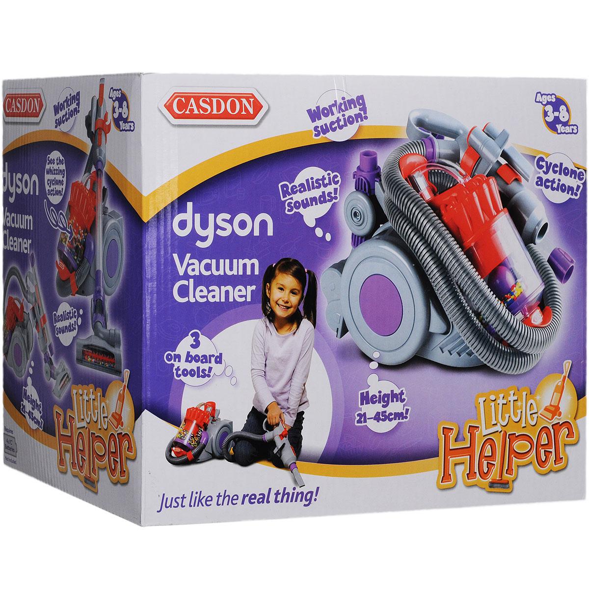 Игрушечный пылесос dyson dc22 фен от dyson купить