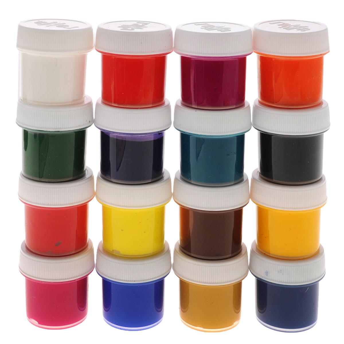 Для детей, картинки разных цветов краски