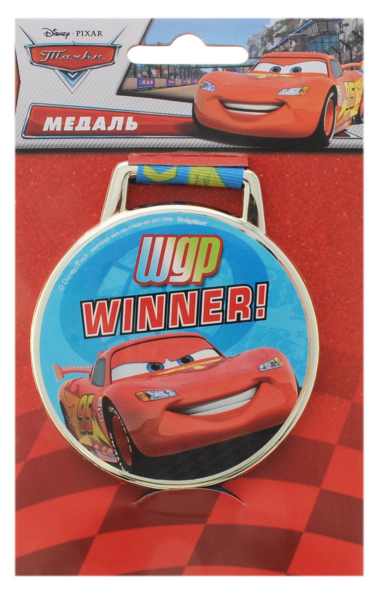 Веселая затея Медаль большая Disney Тачки Amscan Inc.