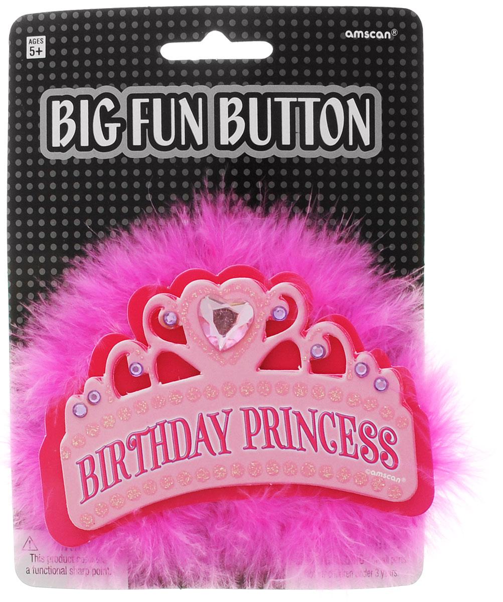 AmscanЗначок Тиара Birthday Princess Amscan Inc.