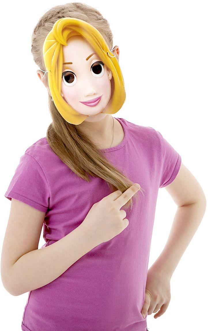 DisneyМаска карнавальная детская Рапунцель Disney