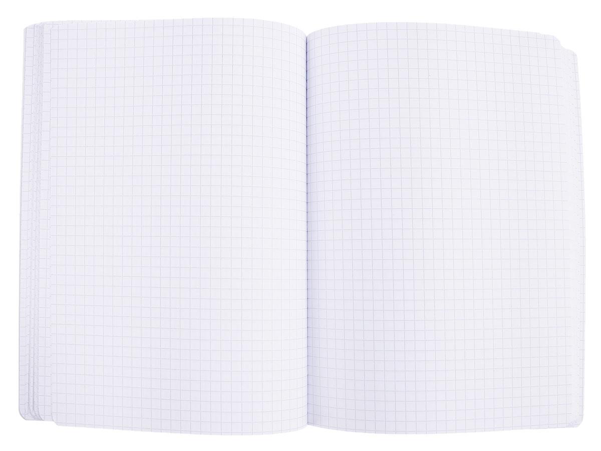 Тетрадь Erich Krause One Color подойдет как школьнику, так и студенту.Внутренний блок состоит из 120 склеенных листов. Стандартная линовка в темно-серую клетку без полей. Обложка выполнена из плотного картона. Тетрадь Erich Krause One Color станет незаменимым помощником среди ваших канцелярских принадлежностей.