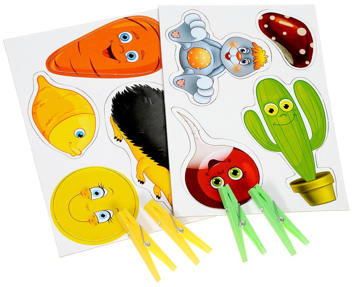 картинки для игрушек с прищепками тренажерным залом