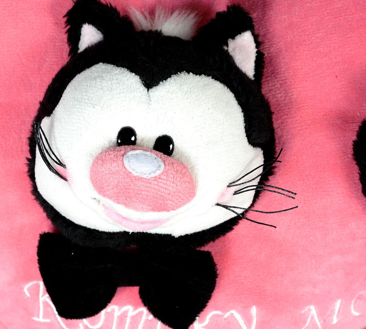 GulliverПодушка декоративная Котику моему