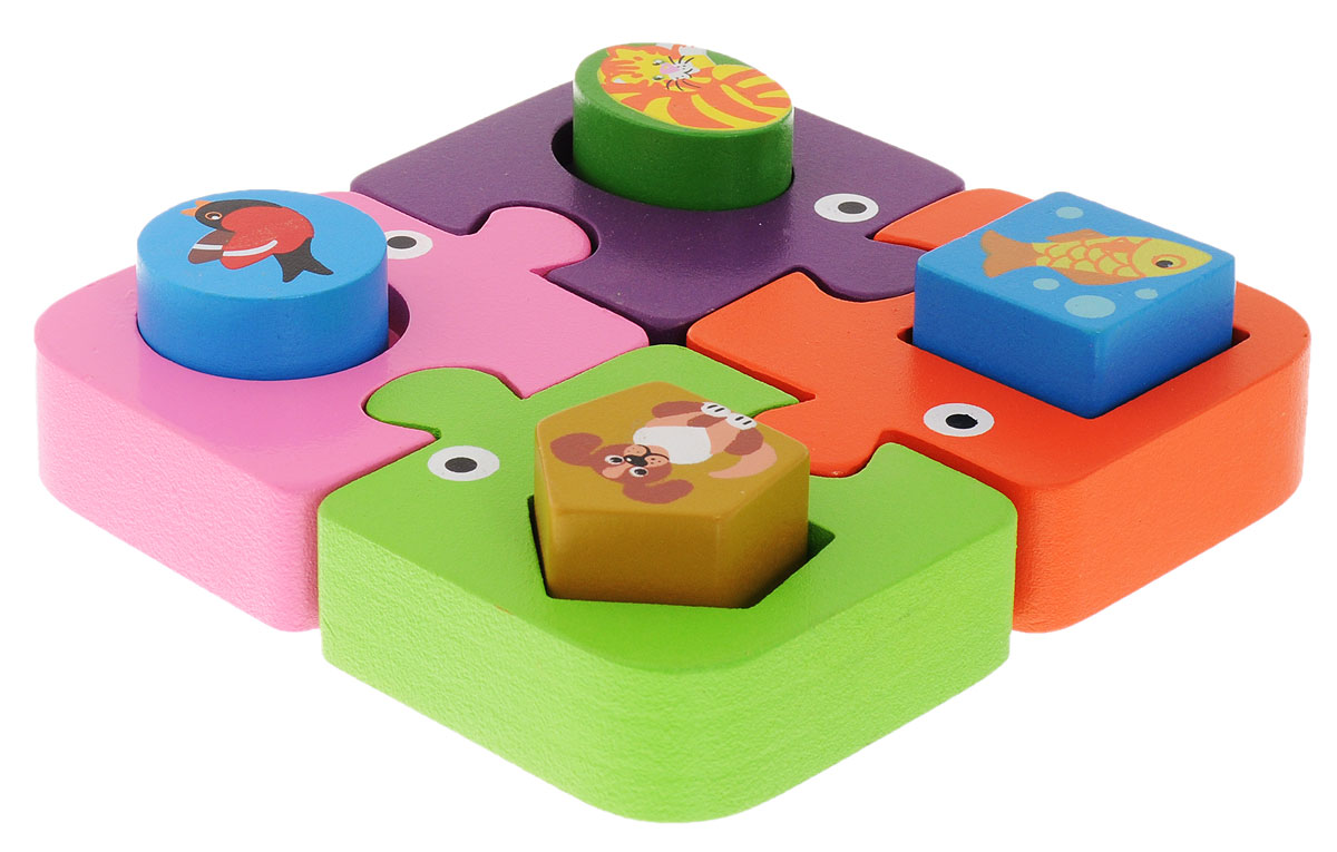 Step PuzzleПазл для малышей Домашние любимцы Степ Пазл ЗАО (Россия)