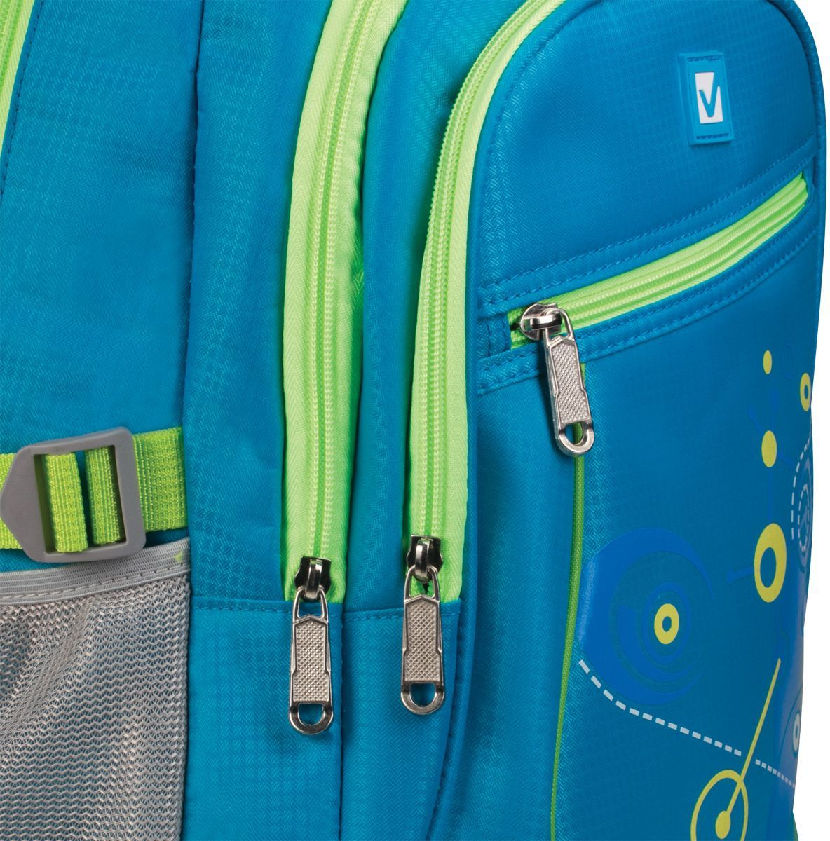 Оригинальная модель жизнерадостной расцветки подойдет для тех, кто любит активный образ жизни. Этот рюкзак не только стильный, но и практичный: количество карманов и отделений позволит иметь все необходимое под рукой.•2 отделения, 4 кармана. •Формоустойчивая спинка. •Ремни регулировки объема. •Водоотталкивающая ткань. •Размер: 46х34х18 см. •Объем: 30 литров.