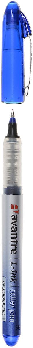 Роллер L-ink с высококонтрастными синими чернилами на водной основе - это незаменимый атрибут современного человека в офисе и дома. Герметичная система изоляции ручки предотвращает испарение чернил. Наконечник из нержавеющей стали обеспечивает долгий срок службы ручки. Ручка дает насыщенные линии средней толщины, а современная запатентованная система подачи чернил обеспечивает высочайшее качество письма. Чернила быстро сохнут и не размазываются.Роллер L-ink - еще одно невероятное изобретение швейцарской компании Avantre. Avantre создает канцелярские товары и аксессуары, которые воплощают  лучшие инженерные и дизайнерские идеи, с первого взгляда привлекают внимание и приносят только положительные эмоции. Продукты Avantre быстро становятся любимыми благодаря яркому неординарному дизайну и высочайшему качеству.             Характеристики:  Материал: пластик, металл. Длина роллера: 14,5 см. Диаметр роллера: 1,5 см. Цвет чернил: синий. Размер упаковки: 19 см x 5,5 см x 1 см. Изготовитель: Корея.