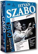 Фильмы Иштвана Сабо (5 DVD)