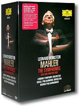 Leonard Bernstein. Mahler. The Symphonies. Das Lied Von Der Erde (9 DVD) william bernstein the birth of plenty how the prosperity of the modern world was created
