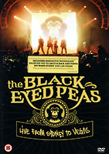 The Black Eyed Peas. Live From Sydney to Vegas the black eyed peas the black eyed peas the beginning 2 lp