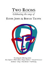 Two Rooms: Celebrating the Songs of Elton John & Bernie Taupin книги издательство аст elton john