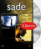 Sade. Lovers Rock / Lovers Live (DVD + CD)