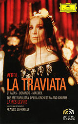 Verdi, James Levine: La Traviata verdi james levine luisa miller