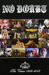 No Doubt: The videos 1992-2003 universal music russia