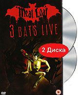 Meat Loaf: 3 Bats Live (2 DVD) all about bats