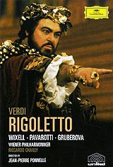 the pavarotti Verdi - Rigoletto / Wixell, Pavarotti, Gruberova