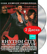 Usher: Rhythm City. Volume One: Caught Up (DVD + CD)