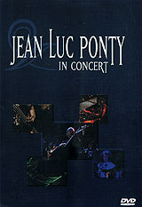 Jean Luc Ponty: Live In Concert universal music russia