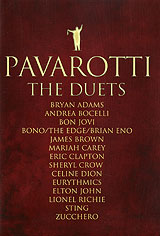 Luciano Pavarotti: The Duets celine dion through the eyes of the world blu ray