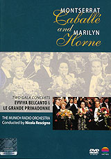 Montserrat Caballe And Marilyn Horne: Perform Vivaldi, Meyerbeer, Mercadante, Rossini...