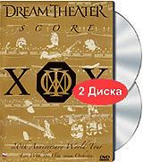 Dream Theater - Score (2 DVD) dark age live so far 2 dvd