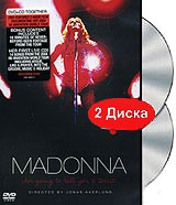 Madonna: Im Going To Tell You A Secret (DVD + CD) what i couldn t tell you