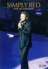 Simply Red: Live In London декоративные стразы my mind s black