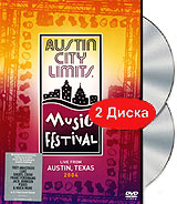 Austin City Limits: Music Festival (2 DVD)