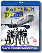 Iron Maiden - Flight 666 / The Film (Blu-ray) the flight of icarus