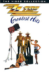 ZZ Top: Greatest Hits - The Video Collection prince the hits collection