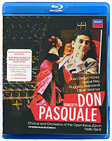 Donizetti: Don Pasquale (Blu-ray) cicero sings sinatra live in hamburg blu ray