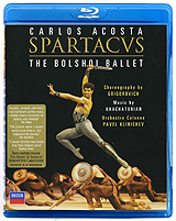 Carlos Acosta: Spartacus. The Bolshoi Ballet (Blu-ray) muhammad firdaus sulaiman estimation of carbon footprint in jatropha curcas seed production