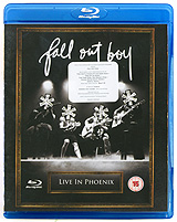Fall Out Boy **** Live In Phoenix (Blu-ray) the one in a million boy