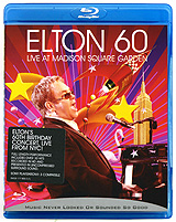 Elton 60: Live At Madison Square Garden (Blu-ray) two rooms celebrating the songs of elton john