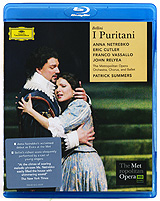 Anna Netrebko - Bellini: I Puritani (Blu-ray) the berlin concert domingo netrebko villazon blu ray