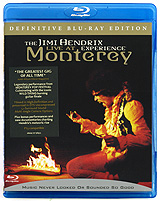 The Jimi Hendrix: Live At Monterey (Blu-ray) zz top live at montreux 2013 blu ray