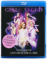 Girls Aloud: Tangled Up Live From The O2 2008 (Blu-ray) francis rossi live from st luke s london blu ray