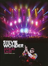 Stevie Wonder: Live At Last cd stevie nicks the wild heart