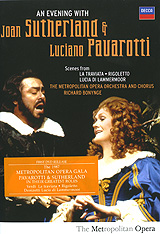 the pavarotti An Evening with Joan Sutherland & Luciano Pavarotti