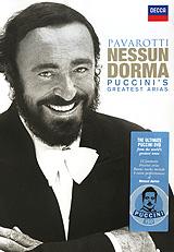 the pavarotti Luciano Pavarotti: Nessun Dorma - Puccini's Greatest Arias
