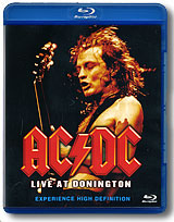 AC/DC: Live At Donington (Blu-ray) bryan adams live at slane castle