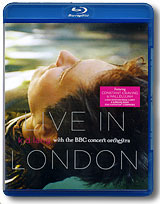 K. D. Lang: Live In The London With The BBC Concert Orchestra (Blu-ray) il divo live in london blu ray