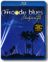 The Moody Blues: Lovely To See You Live (Blu-ray)