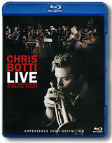 Chris Botti: Live - With Orchestra & Special Guests (Blu-ray) chris wormell george and the dragon