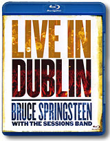 Bruce Springsteen: Live In Dublin (Blu-ray) cicero sings sinatra live in hamburg blu ray