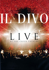 Il Divo: Live Аt Тhe Greek Theatre il divo live in london blu ray
